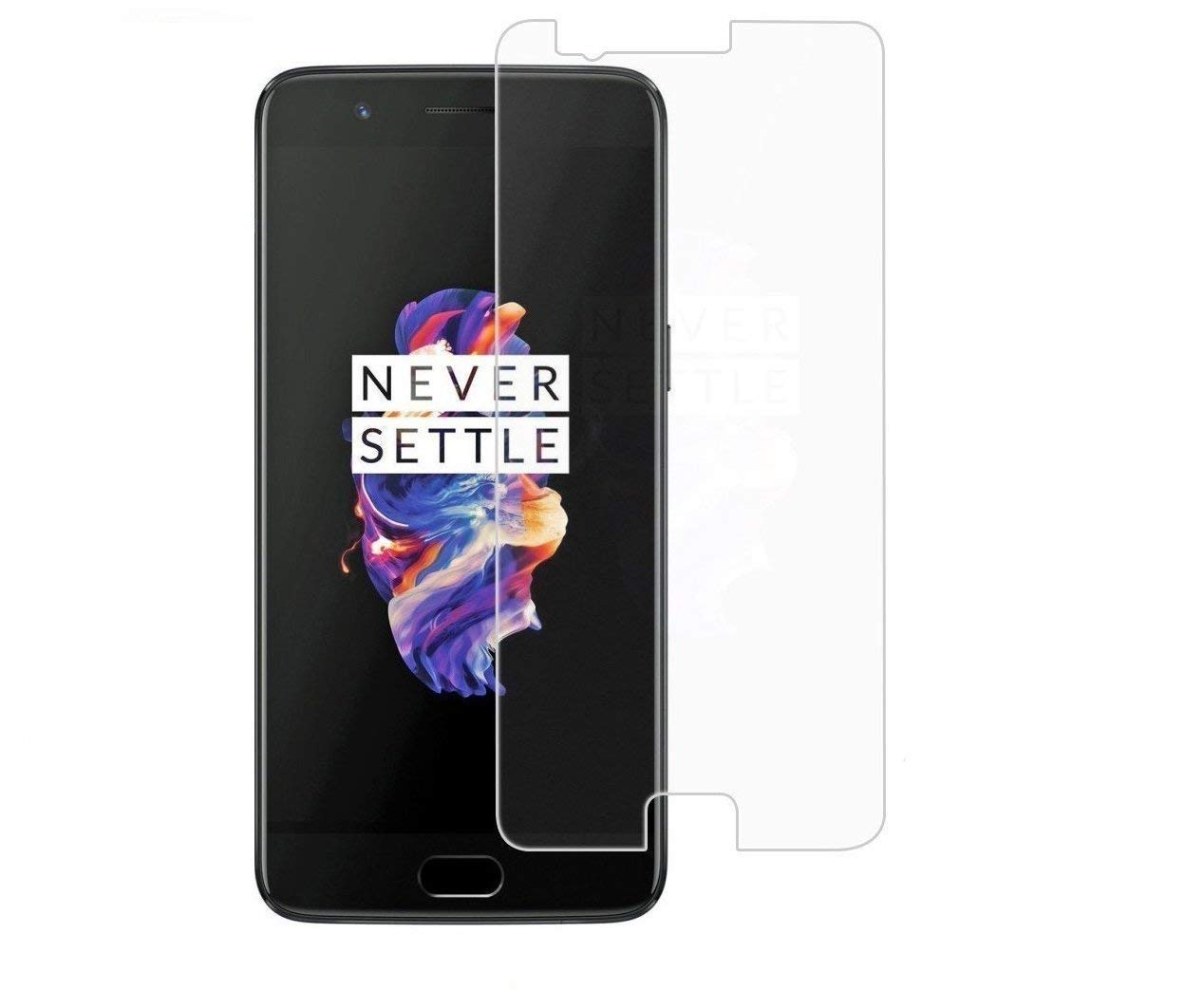 CellPhonez.in - OnePlus 5  Tempered Glass Screen