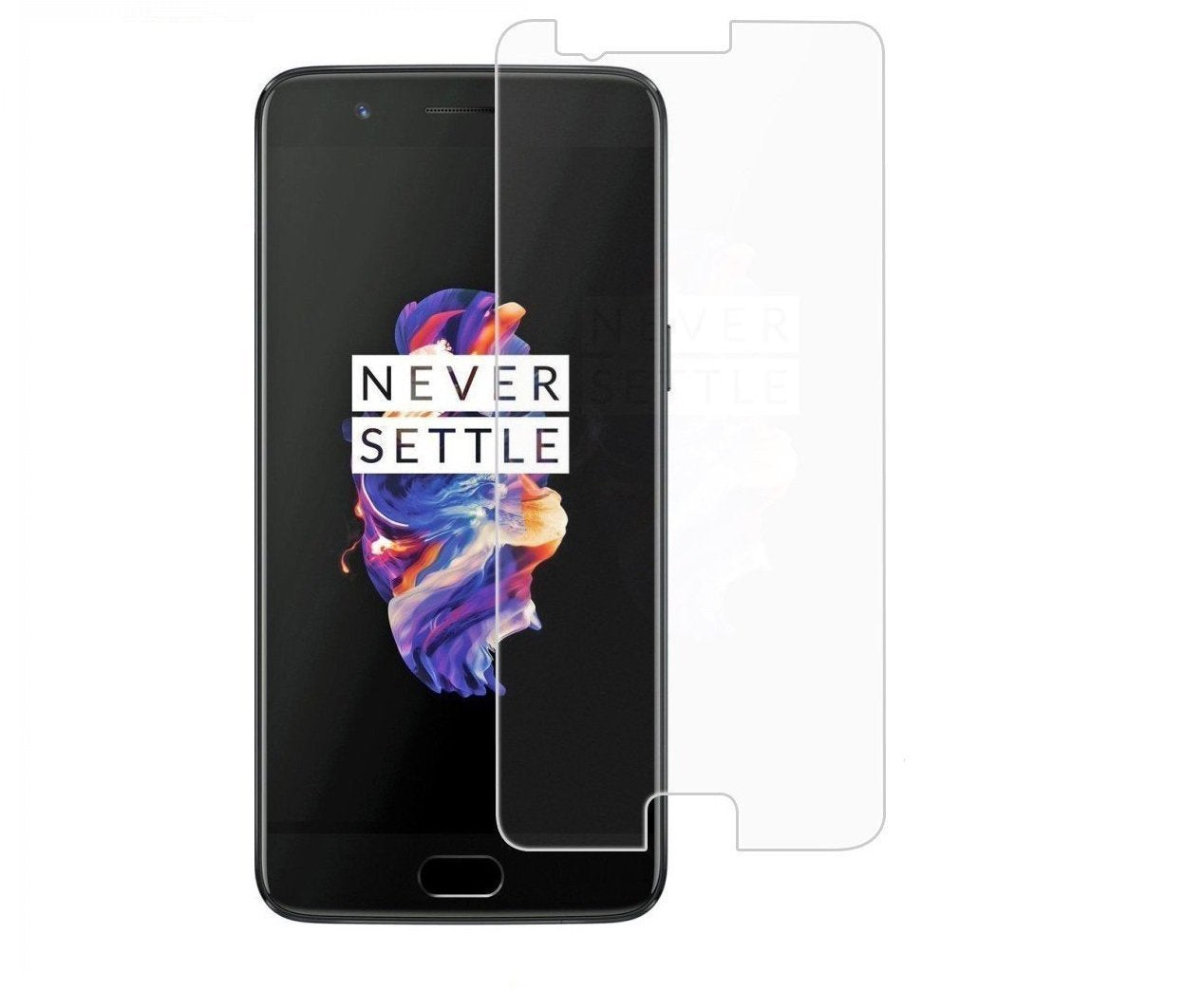 Tempered Glass Screen Protector For OnePlus 5.