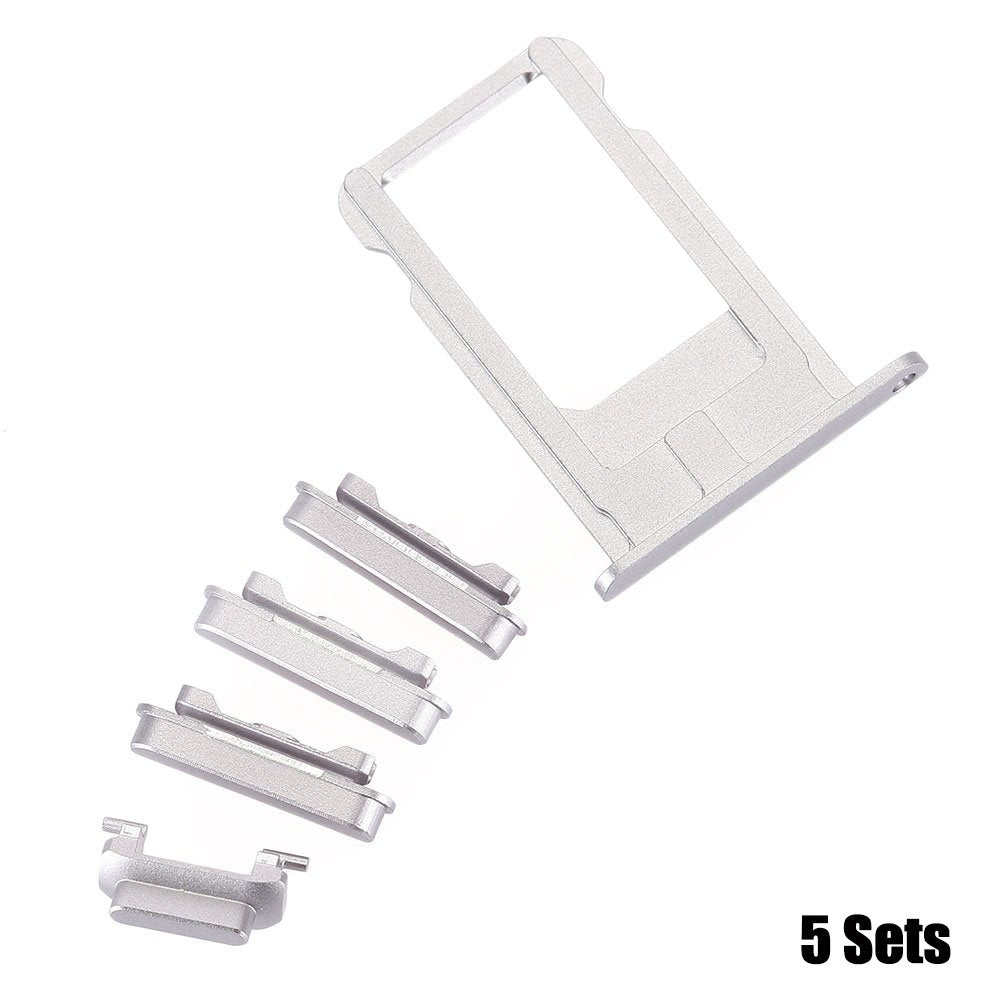 Sim Tray With Keys Replacement For iPhone 6 Plus