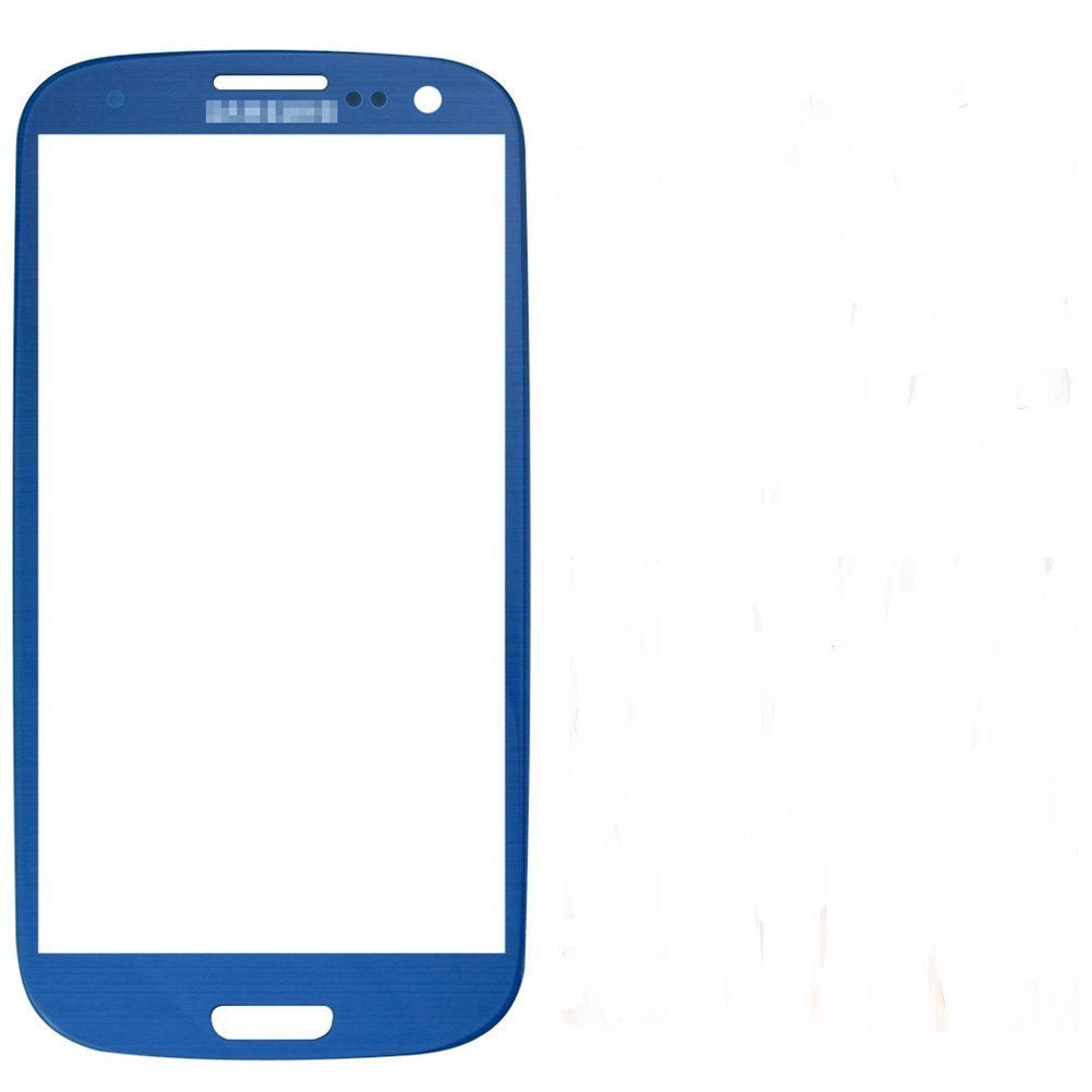 Front Outer Glass Replacement  For Samsung S3