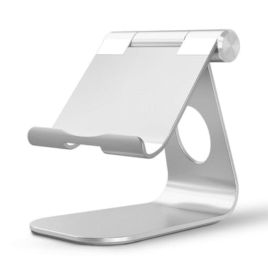CellPhonez.in - Universal Aluminium Desktop Stand Mount Holder for All Tablets Including iPad Air Pro.