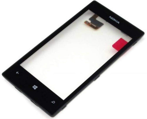 LCD Touch Screen Digitizer Replacement for Nokia N520 with Frame