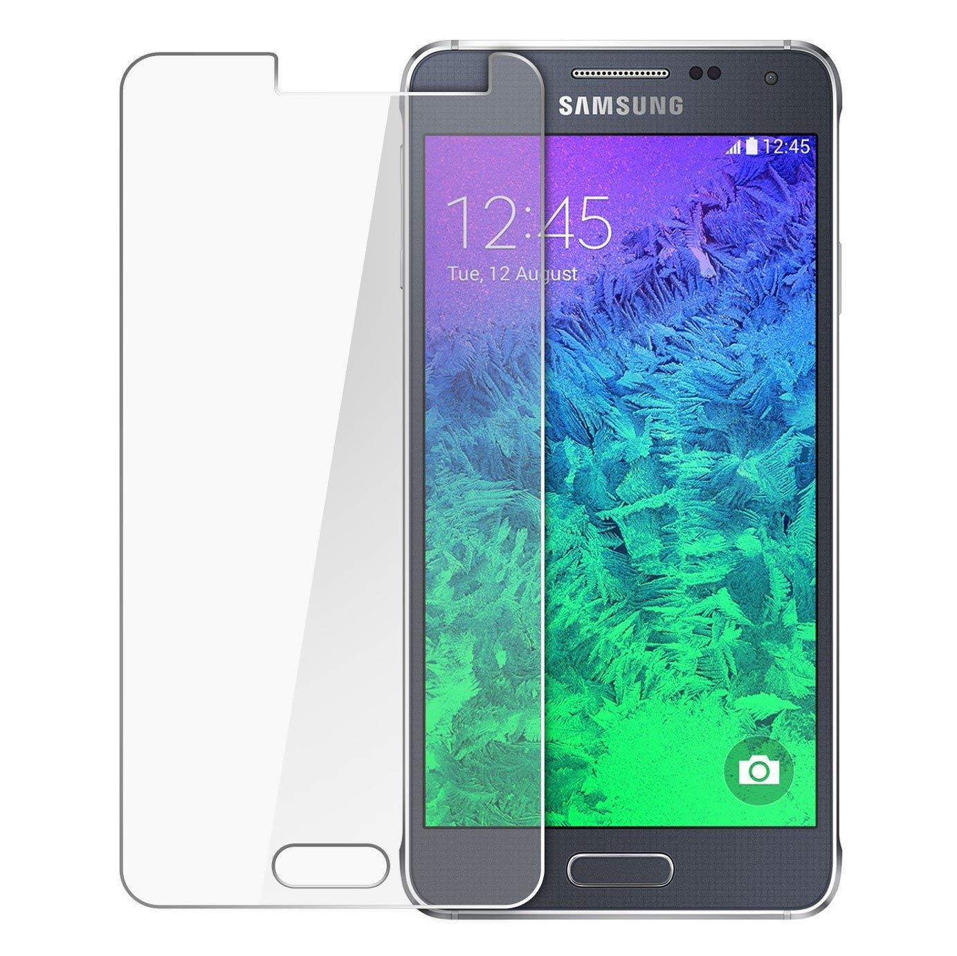 CellPhonez.in - Tempered Glass Screen Protector for Samsung Galaxy A3 (2017)