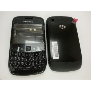 CellPhonez.in - Blackberry Curve 8520 Complete Body with speaker and ringer buttons