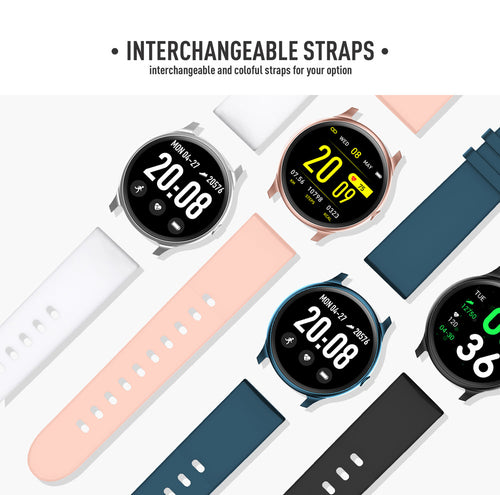 CellPhonez.in - Magic Smart Watch KW19-A Fashion Smartwatch (Assorted Color)