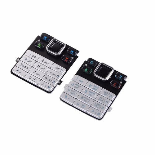 CellPhonez.in - Mobile Keypad Replacement for Nokia 6300