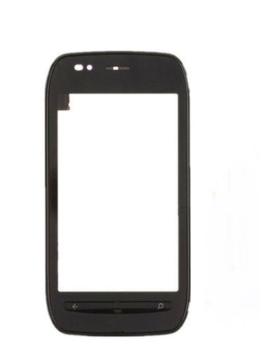 LCD Touch Screen Replacement For Nokia Lumia 710 with Frame.