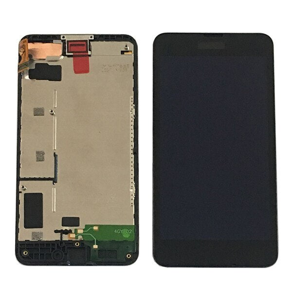 CellPhonez.in - LCD Touch and Display Replacement For Nokia 630 with Frame