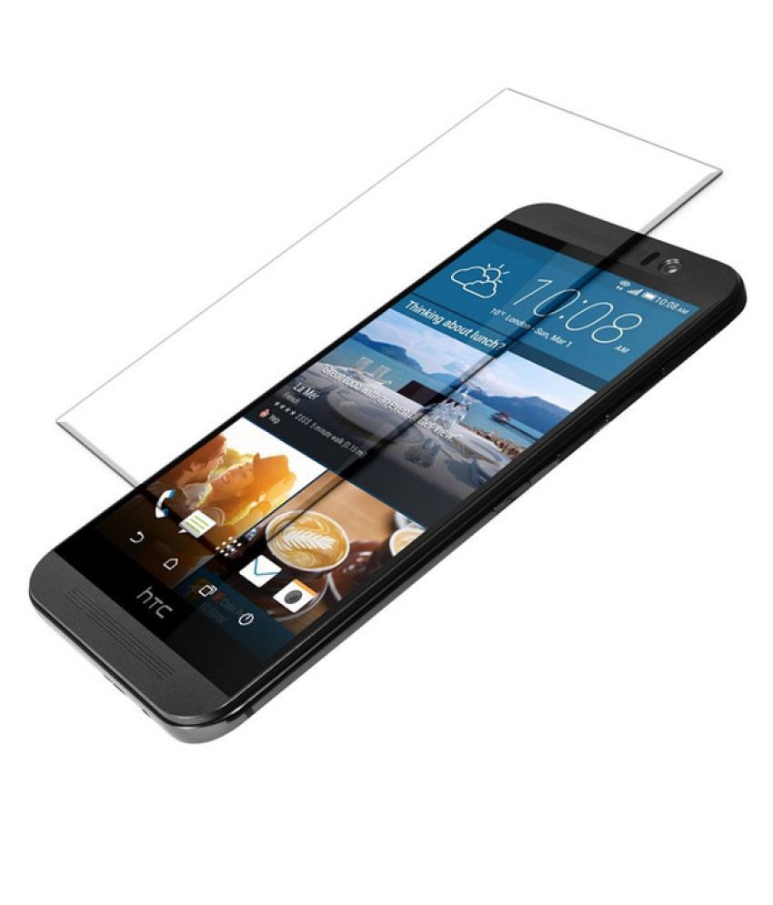 PE + Eye Care 0.25mm HTC M9+ Tempered Glass