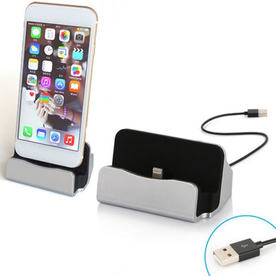 CellPhonez.in - Charge & Sync Dock for All Apple iPhone Lightning Connector Models