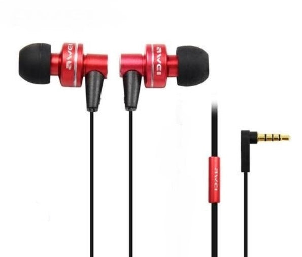 CellPhonez.in - ES-900i High Bass & Best Sound in-Ear Earphone with Mic