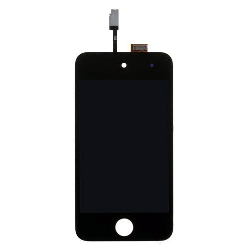 Lcd  Digitizer Replacement For iPod Touch 4 Black