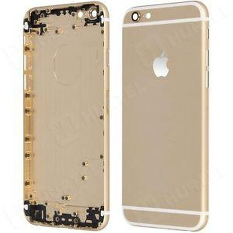 Back  Housing Metal Body Back Panel for iPhone 6 Plus