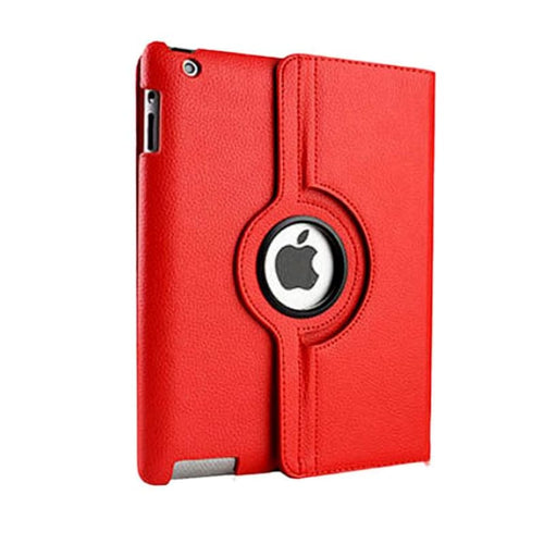 CellPhonez.in - 360 Degree Rotating Leather Case Cover Stand for iPads