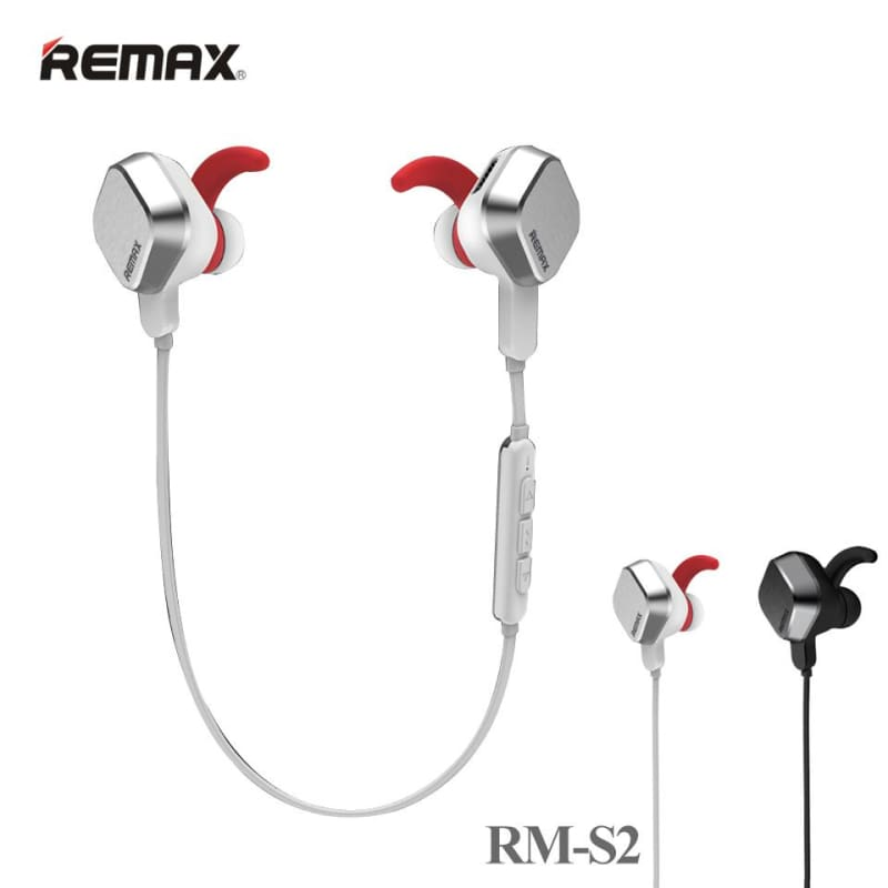 CellPhonez.in - Remax Sports Bluetooth Headset Magnet RB-S2