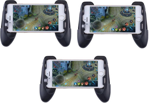 CellPhonez.in - Adjustable & Extended Grip Handle Mobile Gamepad Trigger For Pubg(Set of 3 )