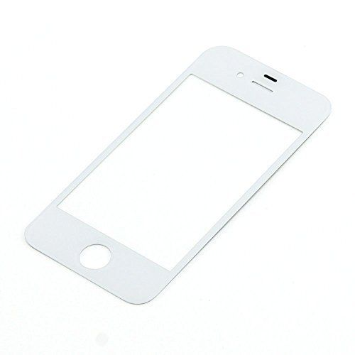 Front  Outer Glass  Replacement For iPhone 4
