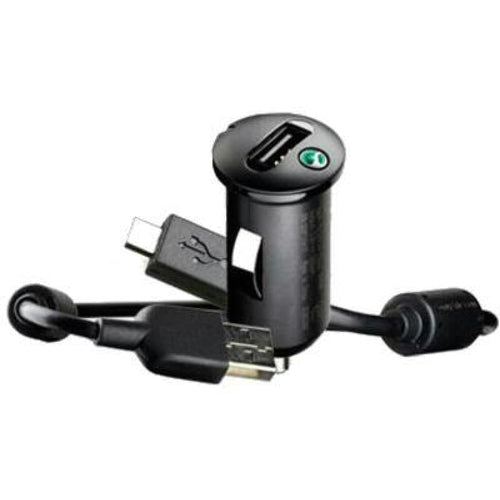 CellPhonez.in - Sony Ericsson An401 Car Charger & Micro Usb Data