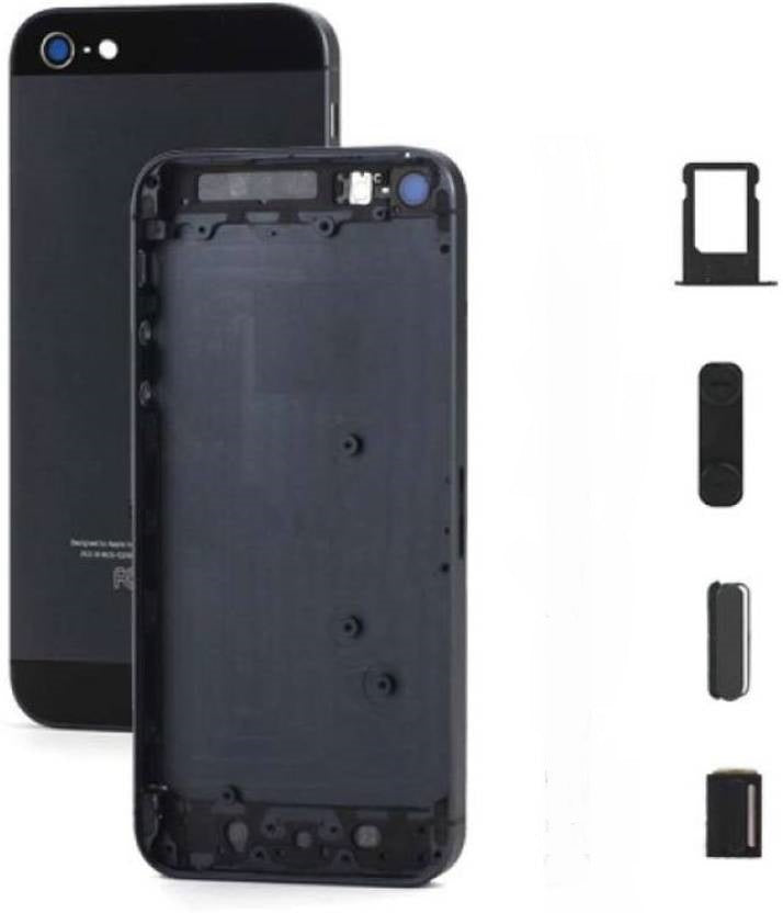 CellPhonez.in - Back Housing Metal Body  For iPhone 5 G