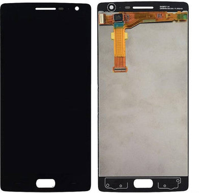 CellPhonez.in - LCD Display with Touch Screen Digitizer Replacement For OnePlus 2( Black)