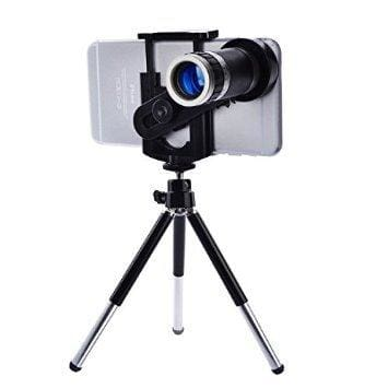 CellPhonez.in - Universal 8X Zoom Mobile Phone Telescope Camera Lens +Tripod.