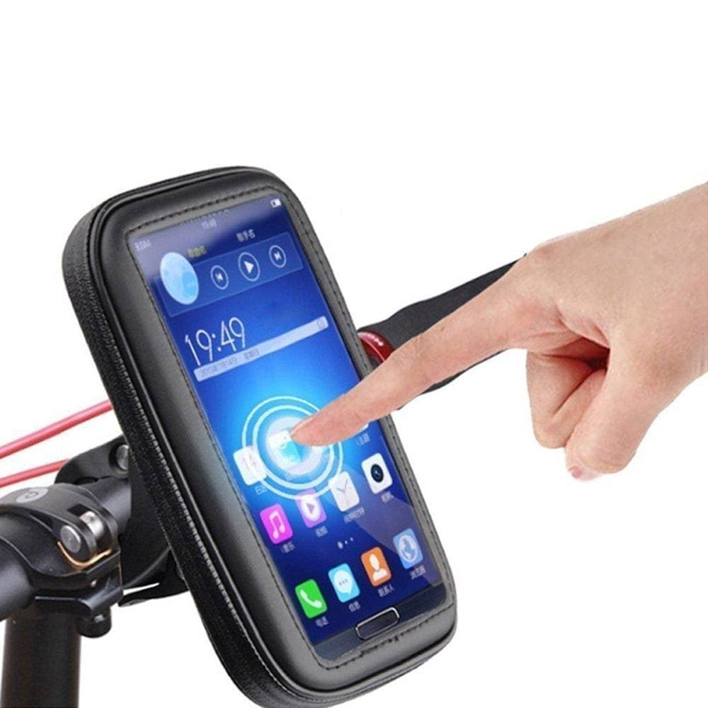 CellPhonez.in - Waterproof Smartphone Holder for Bike/Bicycle/Motorcycle