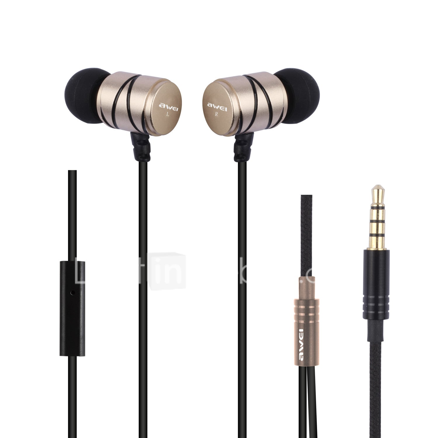 CellPhonez.in - Awei Q5i Universal Smart earphone with Mic