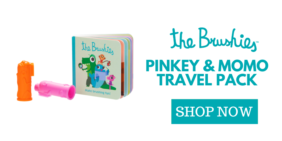 The Brushies Travel Pack
