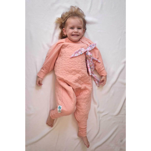 Cozy Toddler Sleep Suit