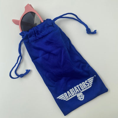 Sunglasses Bag - Babiators Blue
