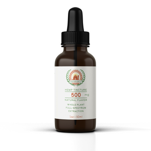 Full Spectrum Hemp Tincture
