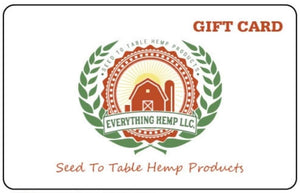Everything Hemp LLC Gift Card