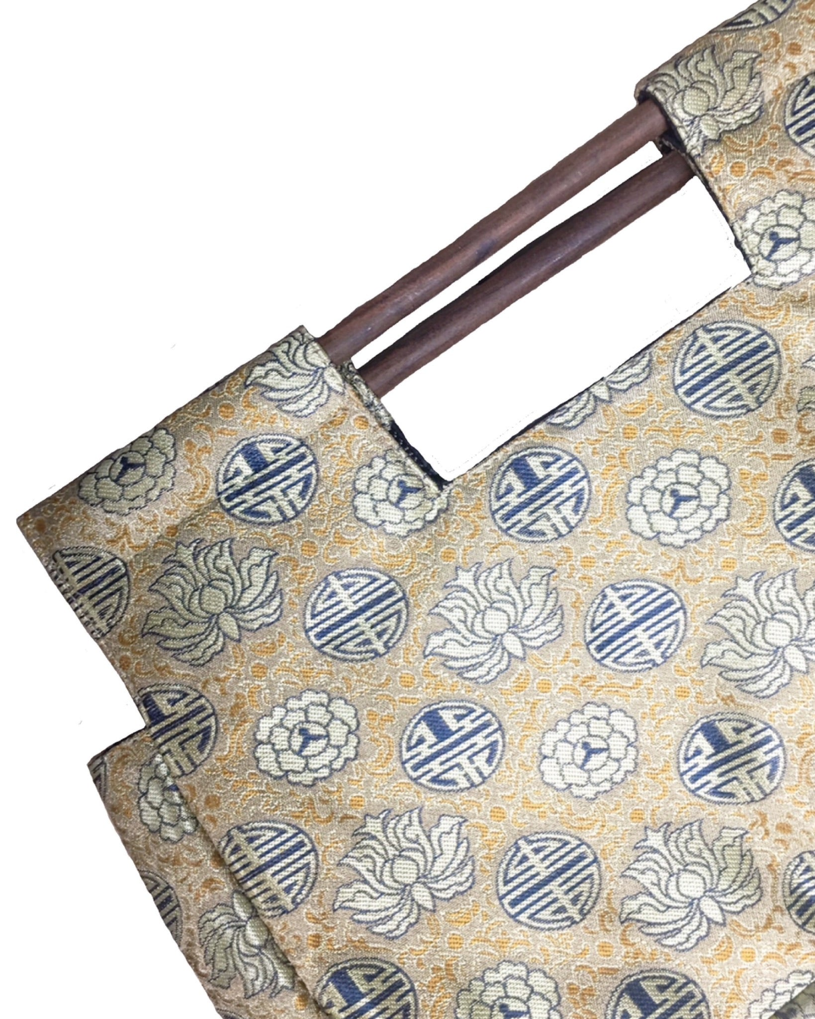 Dixie Chopsticks Clutch