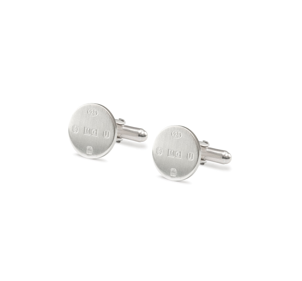 Signature hallmark Edinburgh cufflinks