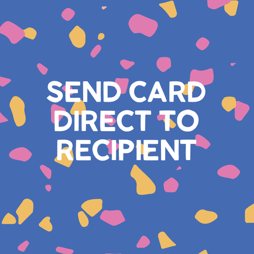 Send Card Direct To Recipient