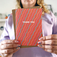 ***50% OFF*** Thank You Squiggles Card