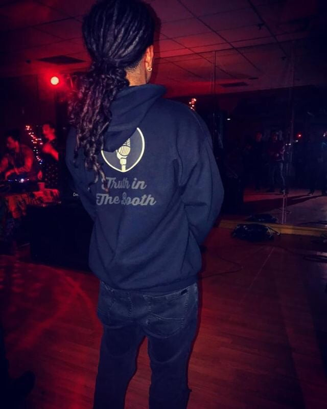 Truth In The Booth Sweatshirt