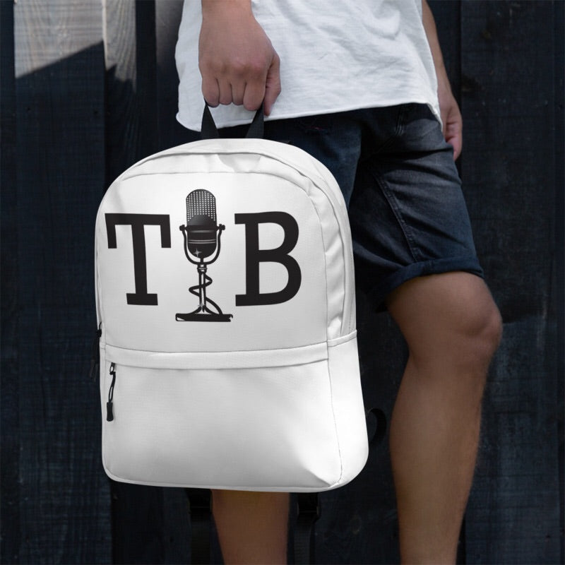 Truth In The Booth Backpack