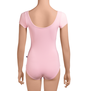 Cap Sleeves Leotard - Child