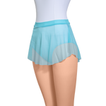 Meridien Mesh Pull-On Skirt - Child
