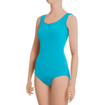 Tank Leotard with Pinched Front - Adult