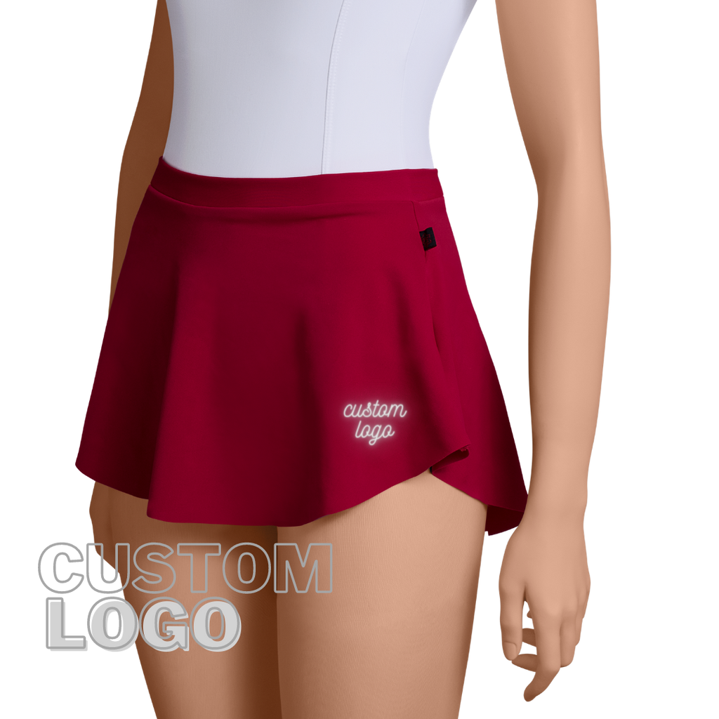 [Custom Logo] Milliskin Pull-On Skirt - Child