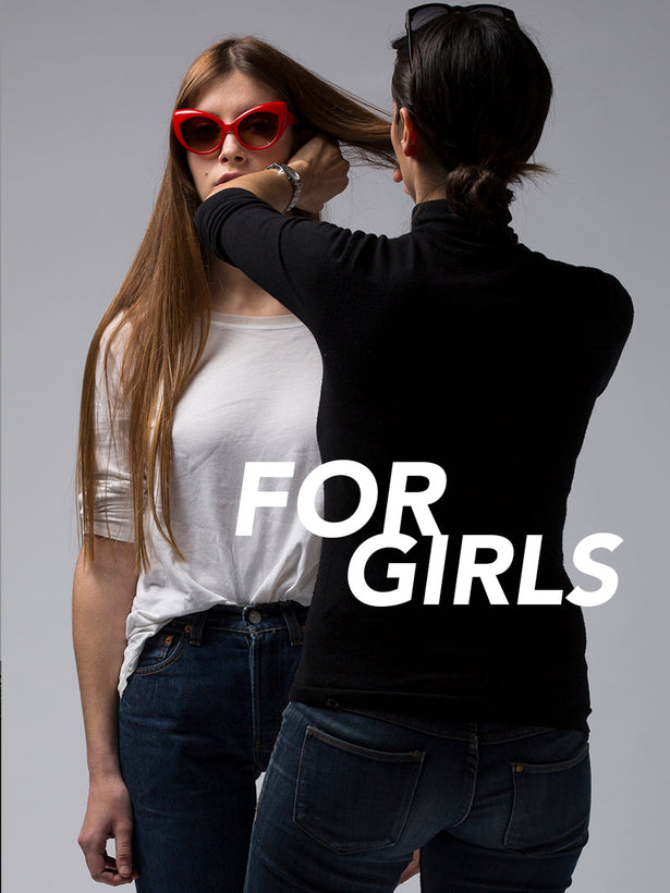 FOR GIRLS