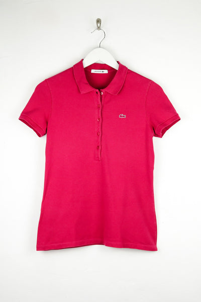 Pink Lacoste