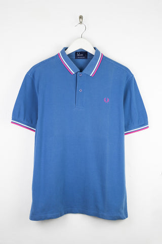 Fred Perry Azurro
