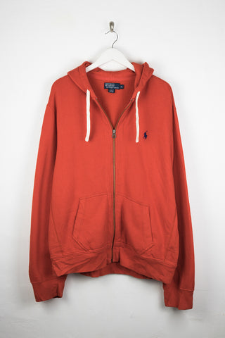 Polo Ralph Lauren Orange Hoodie