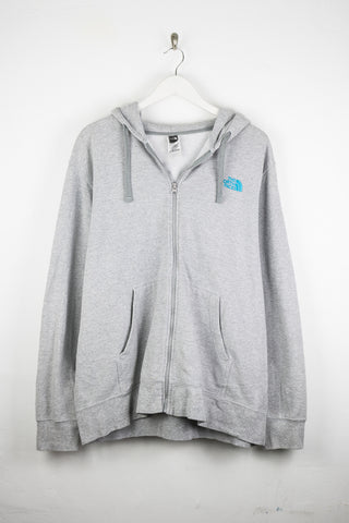 The North Face grey hoodie