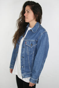 Levi's Jacket Orange Tab