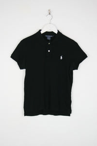 W Black Polo RL