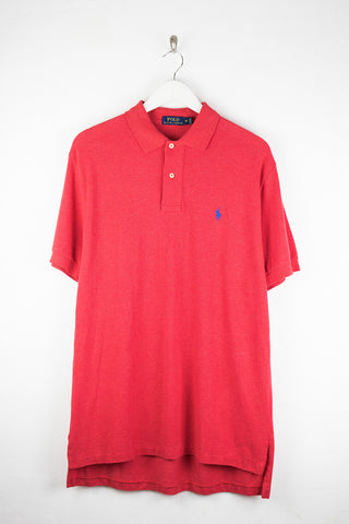 Polo RL faded red